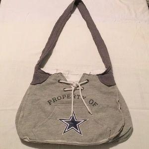 Dallas Cowboys handbag by little Earth